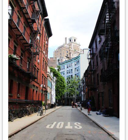Mid-NYC Sticker