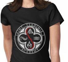 Vampire Academy - Saint Vladimir's Academy Crest Womens Fitted T-Shirt