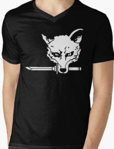 Foxhound Mens V-Neck T-Shirt
