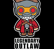 Legendary Outlaw by JolleyRoger