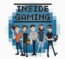 INSIDE GAMING PIXELS by ipkipi