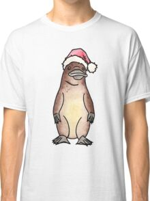 Christmas Platypus Classic T-Shirt