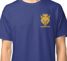 Leicester City - Foxes Champions T-Shirt Classic T-Shirt