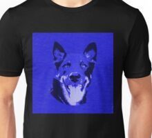 Profound Hounds -- German Shepherd Dog by IdeaJones Unisex T-Shirt