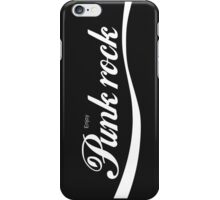 Enjoy Punk Rock iPhone Case/Skin