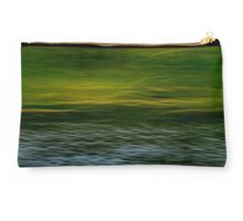 Water on Reeds Studio Pouch