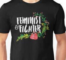 Feminist & Fighter Unisex T-Shirt