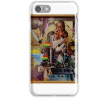 A New Africa, [comissioned collage work] iPhone Case/Skin