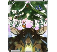 God of the Forrest iPad Case/Skin