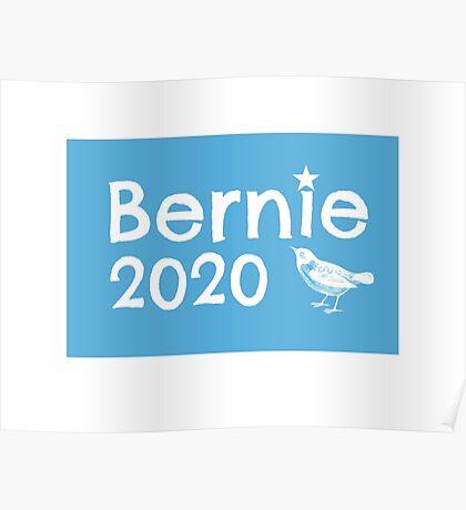 Bernie 2020 Poster
