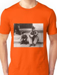 The Bicycle Thief Unisex T-Shirt