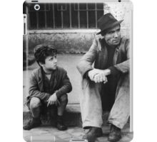 The Bicycle Thief iPad Case/Skin