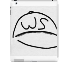 Little World Series Cap iPad Case/Skin