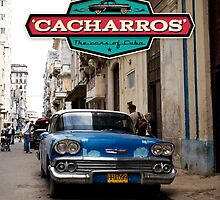 Cacharros: The cars of Cuba by reverendpixel