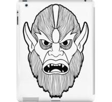 Beastman iPad Case/Skin