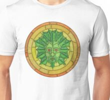 Green man - Holly King Unisex T-Shirt