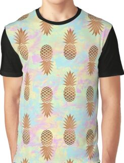 COLOR OF ANANAS Graphic T-Shirt