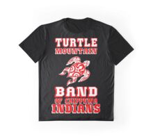 Turtle Mountain Band of Chippewa Indians Graphic T-Shirt