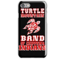 Turtle Mountain Band of Chippewa Indians iPhone Case/Skin