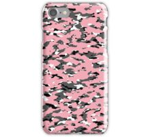 Camouflage: Pink II iPhone Case/Skin