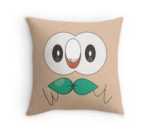 Sun/Moon Starter Cutout! Throw Pillow