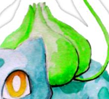 Bulbasaur 001 Sticker