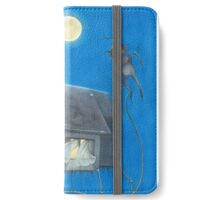 The Monsters Always Follow (but they're really not that scary) iPhone Wallet/Case/Skin