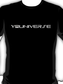 Youniverse - White T-Shirt