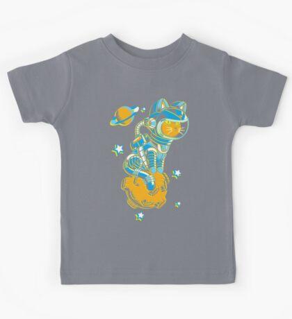 Space Cat Kids Clothes