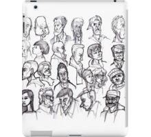 The Faces of San Francisco iPad Case/Skin