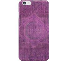 Unknown Egyptian Purple  iPhone Case/Skin