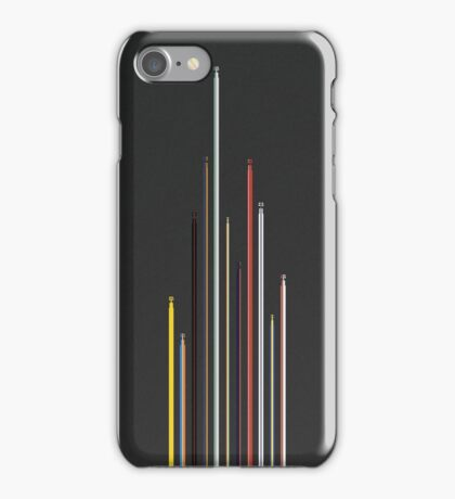 F1 2016 Minimalist Vertical iPhone Case/Skin