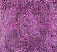 Unknown Egyptian Purple  by Daniel Watts