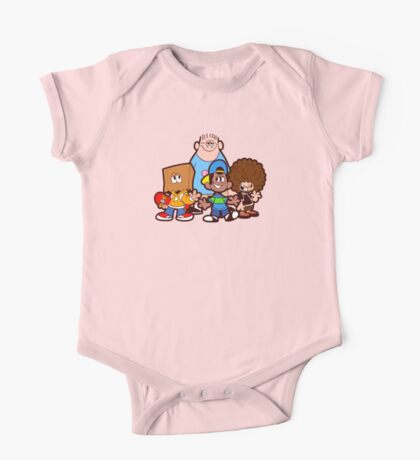 TJ and the Clubhouse Kids One Piece - Short Sleeve