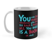 ALL YOU NEED IS A BOOK Mug