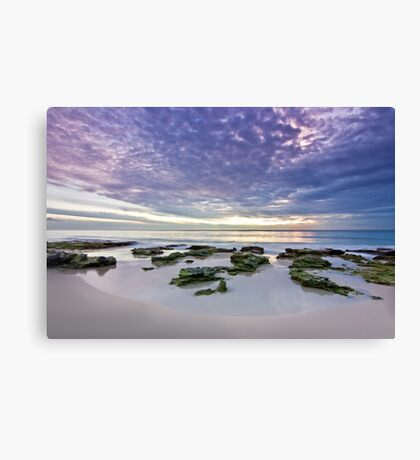 North Cottesloe Beach, Perth, Western Australia Canvas Print