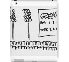 Field of Dreams  iPad Case/Skin