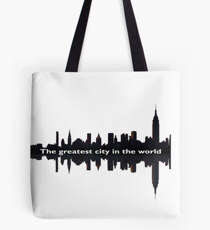 Hamilton: Greatest City in the World Tote Bag