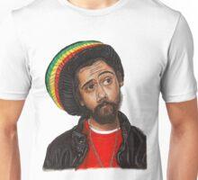 Rasta Damian Unisex T-Shirt