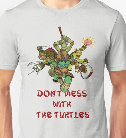 Ninja Mess Unisex T-Shirt