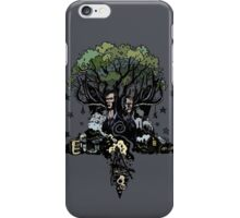 True Detective - The Tree iPhone Case/Skin