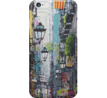 Spain Series 03 Barcelona iPhone Case/Skin