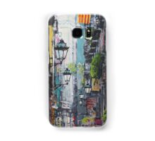 Spain Series 03 Barcelona Samsung Galaxy Case/Skin