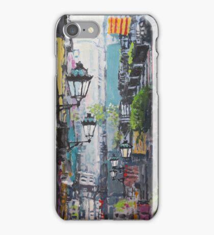 Spain Series 03 Barcelona iPhone Case/Skin