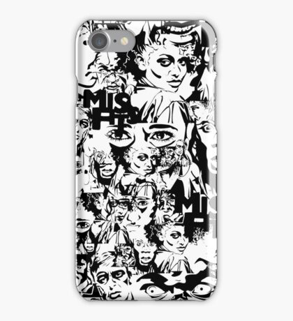 Misfits iPhone Case/Skin
