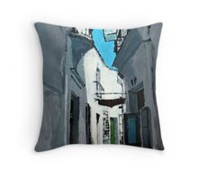 Spain Series 02 Throw Pillow