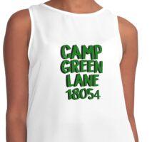Camp Green Lane Contrast Tank