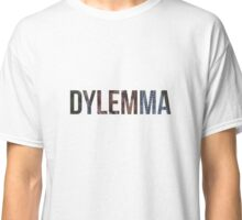 Bates Motel Dylemma Kiss Merch Classic T-Shirt
