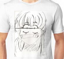 Anime Girl Surprise Unisex T-Shirt