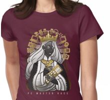 Glorious pc master race Womens Fitted T-Shirt